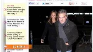 George Clooney: Why he and Stacy Keibler split