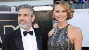 GEORGE CLOONEY and STACY KEIBLER Split!
