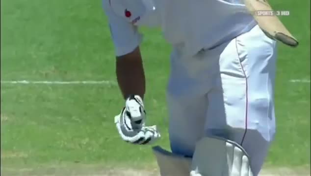 Dale Steyn Vs Jonathan Trott - A Perfect Inswinger HD