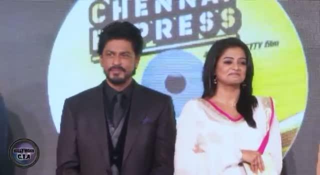 Shahrukh Khan's UNSEEN Chennai Express Moments!