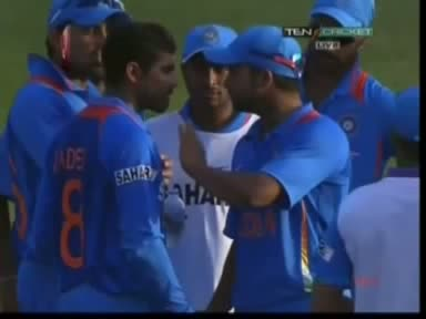 Suresh Raina vs Ravindra Jadeja clash over dropped catch Tri-series