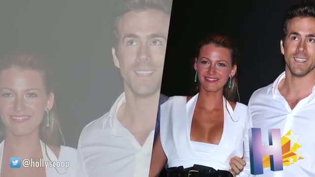 Ryan Reynolds and Blake Lively Want A Bunch Of Kids