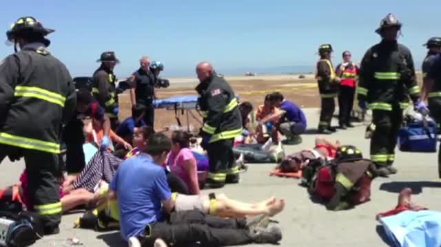 Flight 214 Survivor: 'I Will Fly Again'