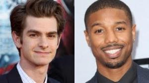 Andrew Garfield Pitches Male MJ For Spider-Man