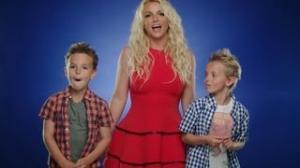 Britney Spears Ooh La La Music Video Features Sean Preston and Jayden James!