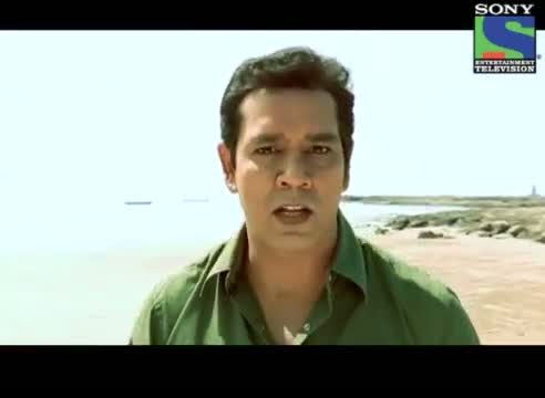 Scene From Crime Patrol With Anup Soni