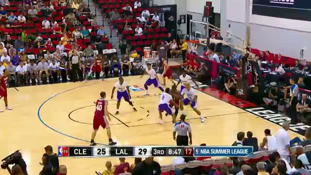 NBA: Cleveland Cavaliers vs Los Angeles Lakers Summer League Recap