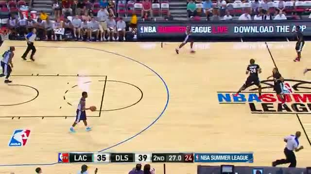 NBA: Los Angeles Clippers vs D-League Select Summer League Recap