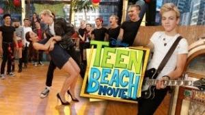 """Ross Lynch Shows Off Dance Moves """"Teen Beach Movie"""" on Good Morning America"""