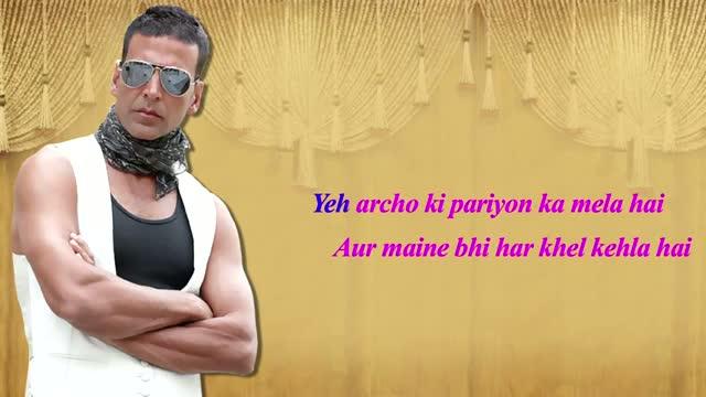 Om Mangalam Song With Lyrics - Kambakkht Ishq