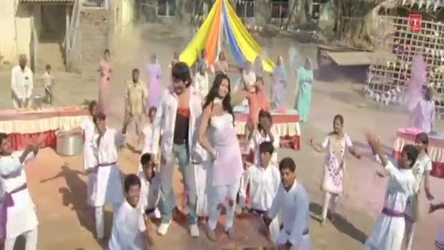 "Pani Mein Bunka (Bhojpuri Holi Video Song) - From Movie ""Laadli"" - Sunil Chhaila Bihari & Smriti Sinha"