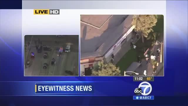 LA Riots 2013: George Zimmerman protesters riot in Los Angeles, CA