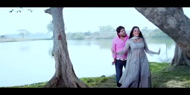 "Tori Kari Kari Ankhiya (Hot & $exy Bhojpuri Video Song) - From Movie ""Dabang Mor Balma"""