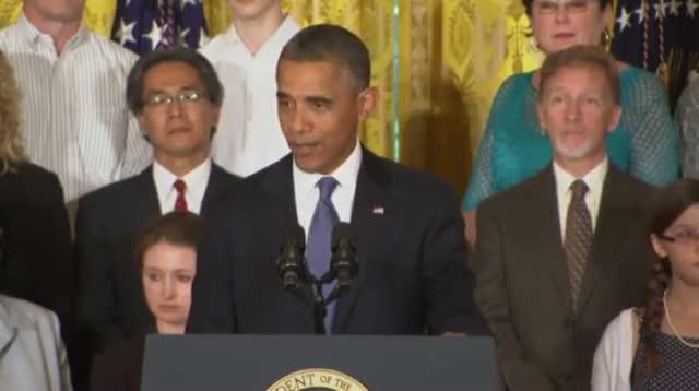 Obama Promotes Health Care Law Successes