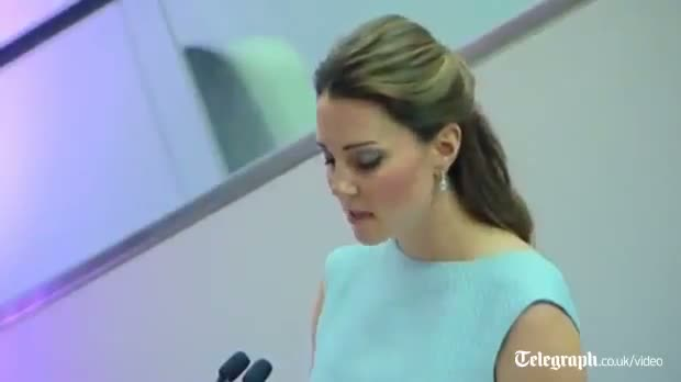 Kate Middleton dazzles at art Charity Event