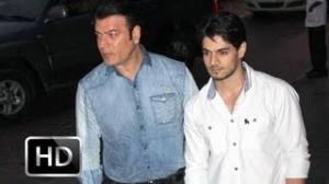 Aditya Pancholi & Sooraj Pancholi in party mood after Jiah Khan's death.