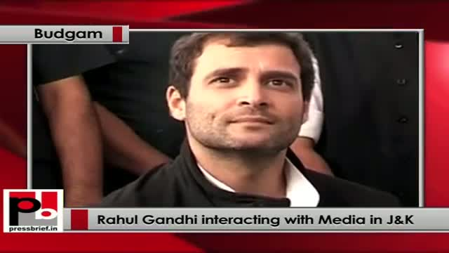 Rahul Gandhi: Congress and NC have a healthy constructive relationship