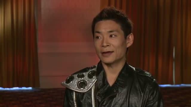 Kenichi Ebina Interview - America's Got Talent 2013