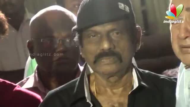 Rajinikanth, Goundamani, Bhagyaraj, Sneha and more celebs condolences to Manjula Vijaykumar's death