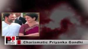 Priyanka Gandhi - an energetic leader people always love