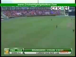 Pakistan vs Westindies - 1st ODI Highlights - (14th July 2013) Part 1/4