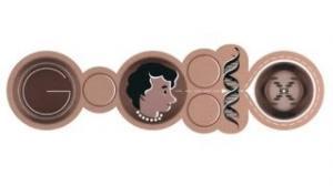 Rosalind Franklin's 93rd Birthday - Google Doodle