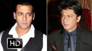 Shahrukh Khan Disturbed with Salman Khan