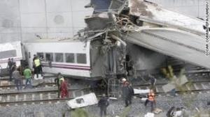 """Train Derails & Crashes In Spain! (Spain Train Crash Fire) """"Kills MoreThan 56"""""""