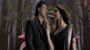 Tera Rastaa Chhodoon Na - Chennai Express Song - Shahrukh Khan & Deepika Padukone