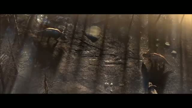 Walking With Dinosaurs 3d Official Trailer 1 2013 Movie Hd