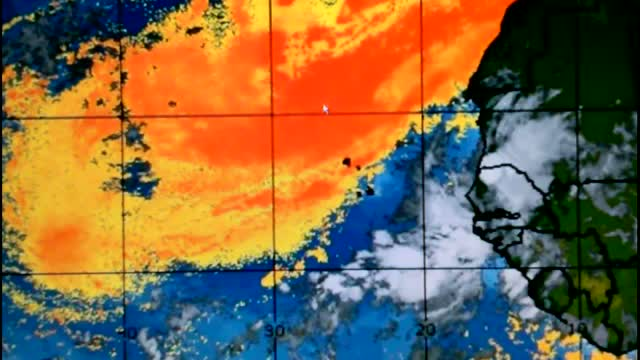 Tropical Storm Dorian to Approach Leewards Sunday