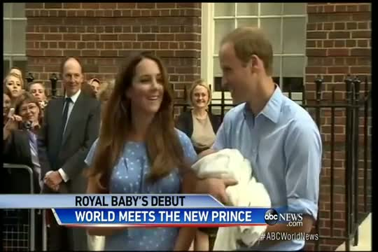 Royal Baby Name Prince William, Kate Middleton Have Not Released Son s Name