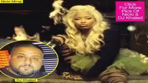 DJ Khaled Posts 'Beautiful' Picture Of Nicki Minaj After Romantic Proposal