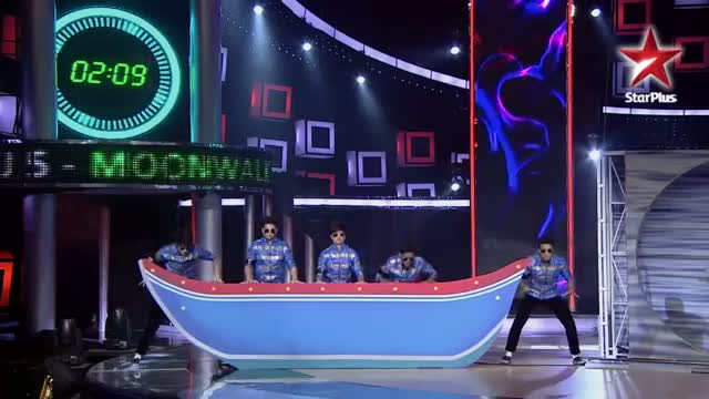 India's Dancing SuperStar - 28h July 2013 - MJ5's fabulous act - Eo 27
