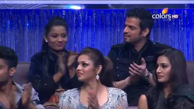 Jhalak Dikhhla Jaa - 28th July 2013 (Season 6) - Episode 18 - Sana and Tushar's Performance