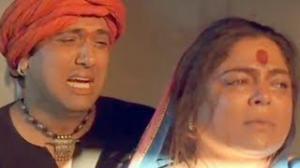 Main Teri Maa Nahi - Govinda, Reema Lagoo Emotional Scene - Jis Desh Mein Ganga Rehta Hai
