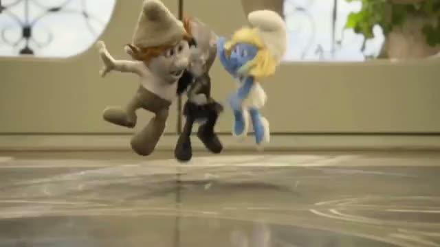 The Smurfs 2 - Nice vs. Naughty (Na Na Na) Teaser- Indian Idol Junior & Adhi HipHop Tamizha