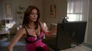 Teri Hatcher - Desperate Housewives S07 E03 ($exy Scene #2)