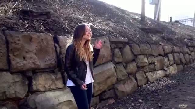 OneRepublic - If I Lose Myself (Official Music Video Cover by Ali Brustofski)