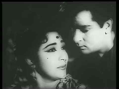 Duniya Walaon Se Door - Classic Romantic Hindi Song - Shammi Kapoor, Mala Sinha - Ujala (1959)