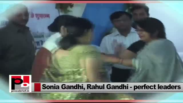 Congress party is safe in the hands of Sonia Gandhi and Rahul Gandhi