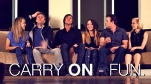 Carry On - Fun - Cover by Ali Brustofski Madilyn Bailey Peter Hollens J.Rice Skylar Dayne Runaground