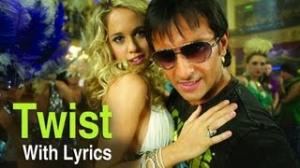 Twist Song With Lyrics - Love Aaj Kal
