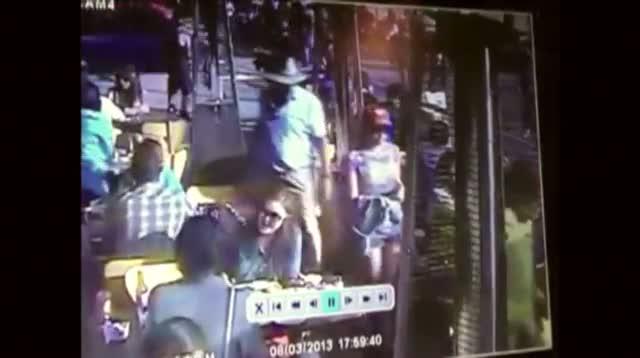 Car Plows Into Crowd, 1 Killed, 11 Injured