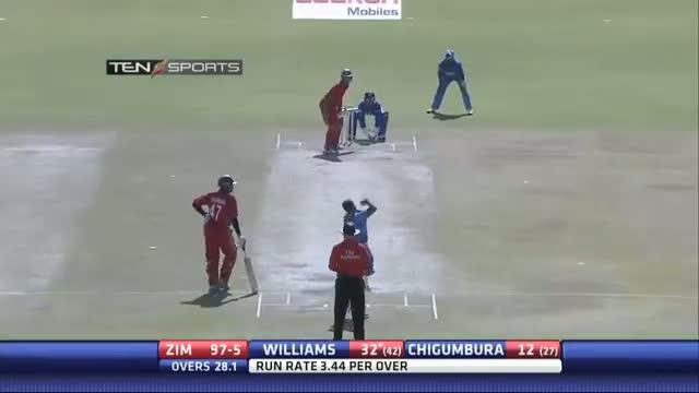 Zimbabwe Highlights - India vs Zimbabwe 5th ODI - 3 Aug 2013