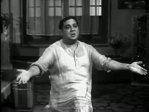 Bane Hai Hum to Ghar Jawai - Classic Hindi Comedy Song - Dilip Kumar, Mumtaz Shanti - Ghar Ki Izzat