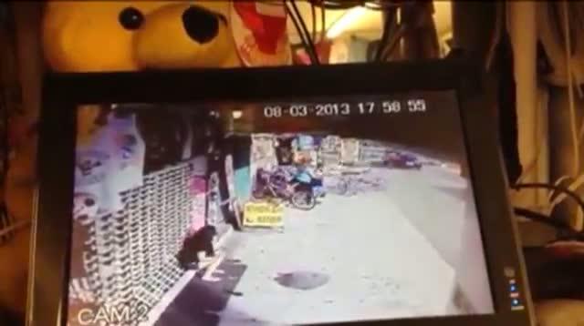 Calif. Driver Shocks, Scatters Pedestrians