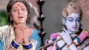 Govinda Gopala - Superhit Classic Devotional Hindi Song - Hema Malini, Jitendra - Dulhan (1974)