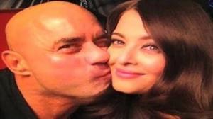 Oops! Who Is Kissing Aishwarya Rai Bachchan?