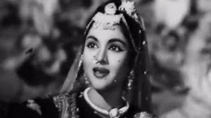 Bheegi Bheegi Aankhon Pe Parda - Superhit Classic Song - Vyjayanthimala, Manoj Kumar - Dr. Vidya (1962)